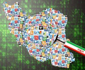 وضعیت شبکه های اجتماعی در ایران